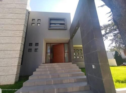 Casa En Venta En Loma De Valle Escondido, Atizapan De Zaragoza, Rah-mx-20-160