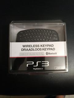 Teclado Inalámbrico Playstation 3