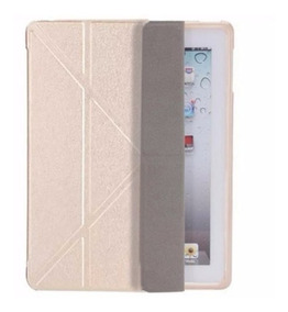 Capa Novo iPad 2017 E 2018 New Ouro Dourada