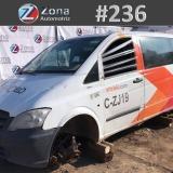 Mercedes Benz Vito 110 W639 2014 En Desarme