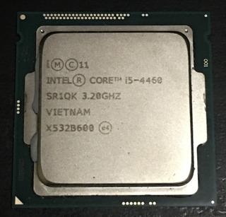 Procesador I5 4460