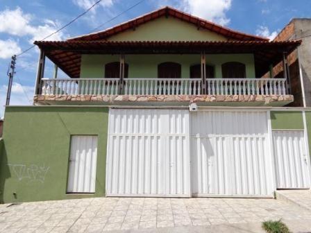 Casa Com 6 Quartos Para Comprar No Industrial São Luiz Em Contagem/mg - Ibh13