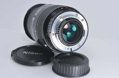 Imagem 1 de 5 de Lente Nikon Af 28-85mm F/3.5-4.5 Macro Full Frame Fx/dx