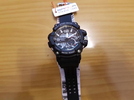 Relógio Sanda 740 Black