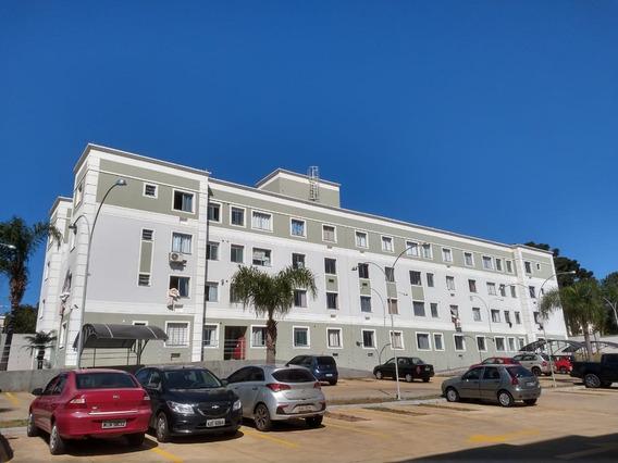 Apartamento Com 2 Dormitórios Para Alugar, 46 M² Por R$ 450,00/mês - Colônia Dona Luiza - Ponta Grossa/pr - Ap0418