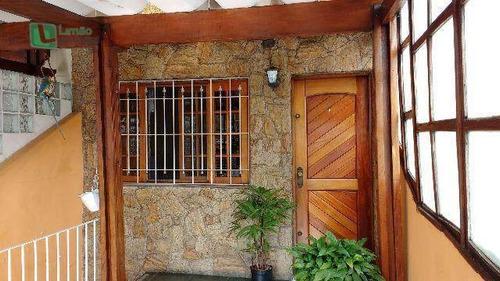 Imagem 1 de 6 de Sobrado Com 3 Dormitórios À Venda, 88 M² Por R$ 415.000,00 - Casa Verde Alta - São Paulo/sp - So0271