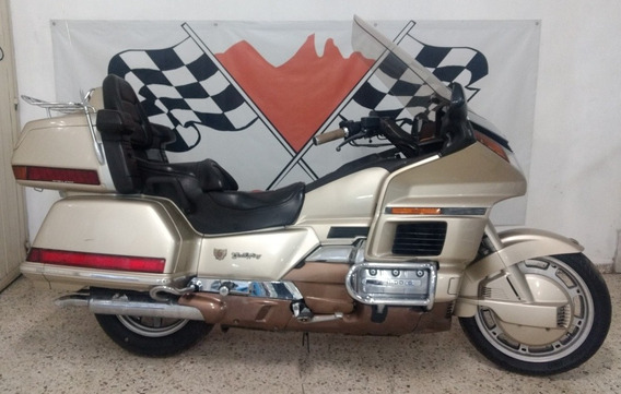 Honda Goldwing Gl1500 Viajera Impecable 1991
