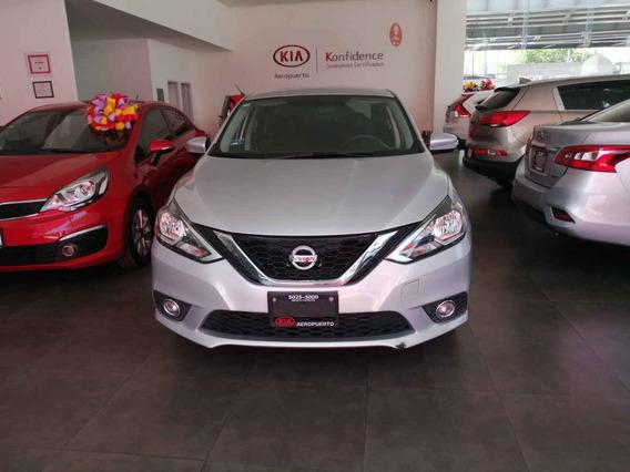 Nissan Sentra 2017 4p Advance L4/1.8 Aut