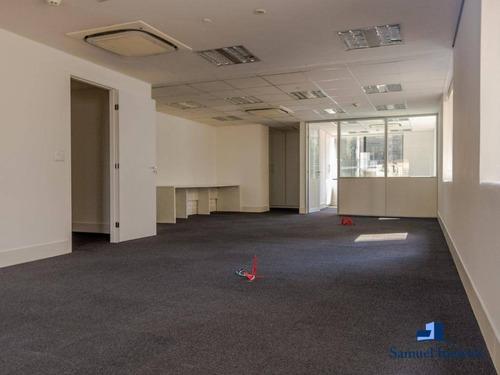 Conjunto Para Alugar, 162 M² Por R$ 16.000,00/mês - Itaim Bibi - São Paulo/sp - Cj0409