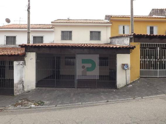 Alugo Sobrado No Alto Ipiranga - So0131