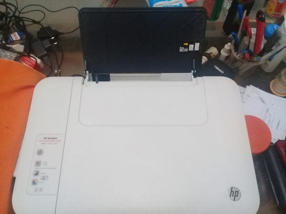 Impressora Hp 1516 Com Defeito No Carrinho De Cartucho