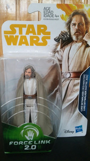 Figura Luke Skywalker Maestro Jedi Star Wars Los Germanes