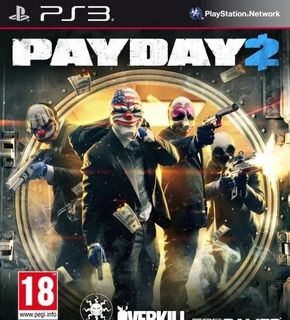 Payday 2 Ps3 - Game Zone