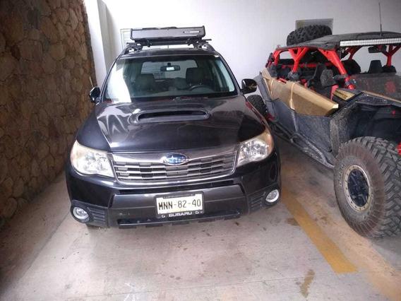 Subaru Forester Xt Piel Qc Cd Ba Mt 2009