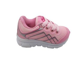 Tenis Infantil Via Vip Menina Vv1067 - Rainha Calçados