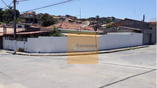 Casa Térrea Terreno 322m² No Nova Jacareí - Ca1642