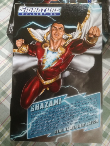 Shazam, Signature Collection, Mattel