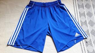 Short adidas Original Clima 365 Equipo Tamanho G Adulto Azul