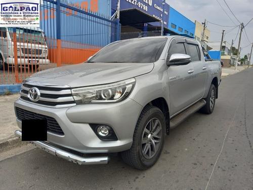 Imagem 1 de 15 de Toyota Hilux Srx C.d 4x4 Diesel - (2018)