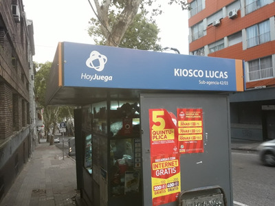 Kiosco Multirubros