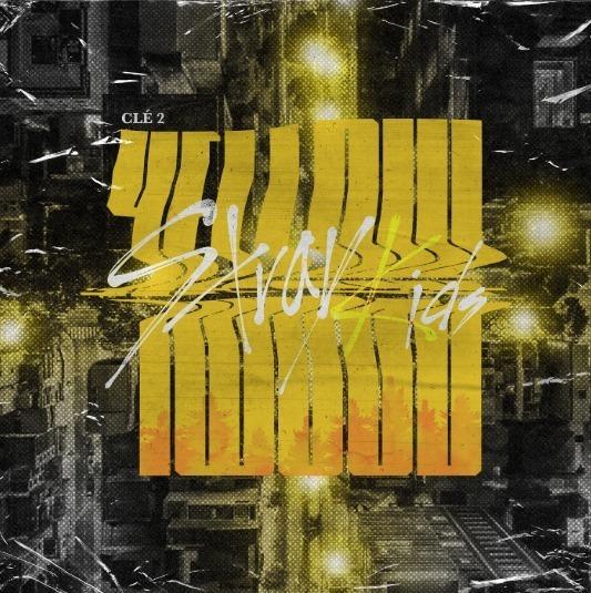 Pronta Entrega Kpop Álbum Stray Kids Yellow Wood