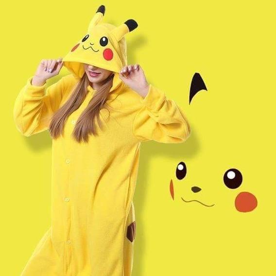 Pijama Pikachu Adulto