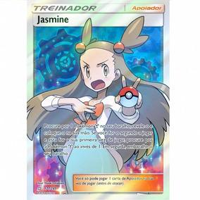 Carta Pokemon Jasmine 177181 Unio De Aliados