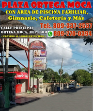 Plaza Ortega Moca, Próximo Al Aeropuerto Cibao, Rep Dom