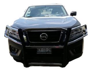 Tumbaburros Cromado Jr Nissan Frontier Np300 2016/2019 Msi