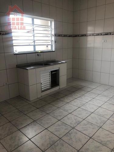 Casa Para Aluguel, 2 Dormitórios, Vila Santo Estéfano - São Paulo - 1750