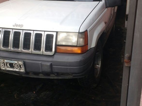 Jeep Grand Cherokee 1998 Oportunidad Liquido!!!