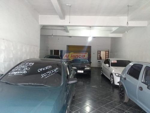 Prédio À Venda, 278 M² Por R$ 1.750.000,00 - Vila Flórida - Guarulhos/sp - Ai18594