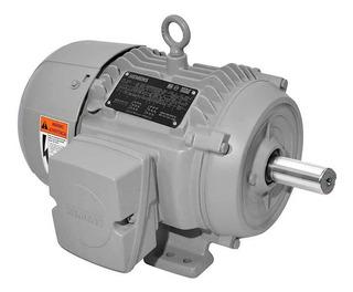 Motor Siemens Trifasico 3 Hp Baja Efi Nema P Sie0018