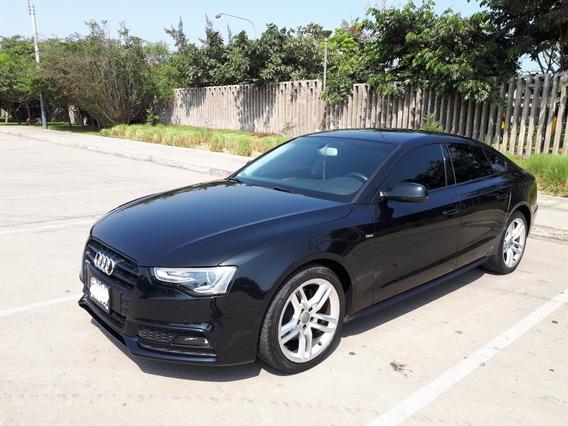 Audi A5 Sportback Black Edition S-line