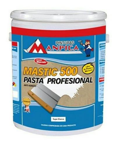 Pasta Profesional Mastic 500 Manpica Galon