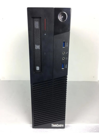 Computador Lenovo Thinkcentre I5 4ºg. 4 Gb Ssd 120