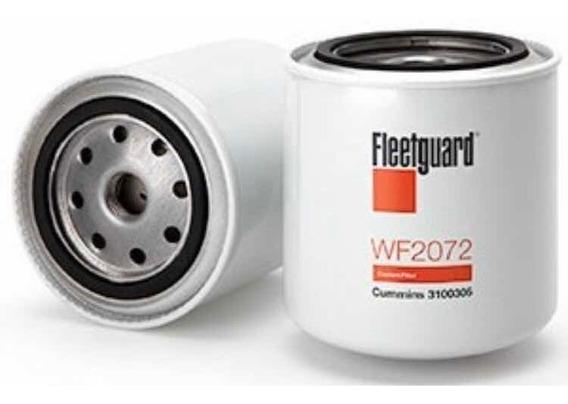 Filtro Fleetguard De Agua Con Anticorrosivo Wf2072 P