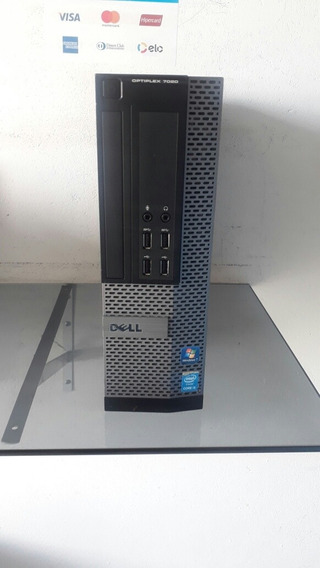 Desktop Dell Optiplex 7020 Intel Core I5 4570+8gbram+hd500gb