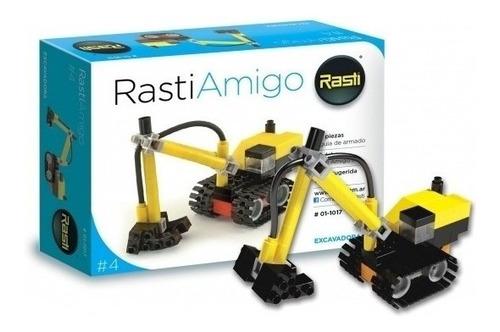 Rasti Amigo #4 X 110 Pcs Excavadora
