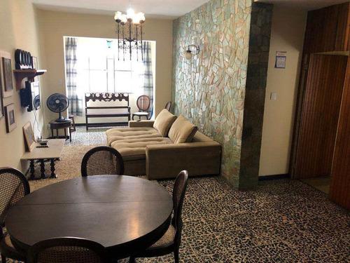 Apartamento Com 2 Dorms, Boqueirão, Santos - R$ 470 Mil, Cod: 1282 - V1282