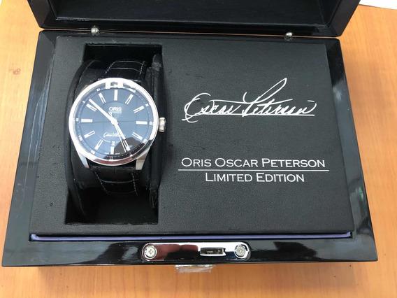 Reloj Oris Oscar Peterson