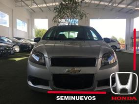 Chevrolet Aveo Paq J Aut 2015
