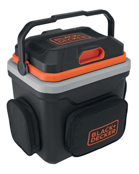 Mini Geladeira Cooler Portátil 24 Litros 12v Black & Decker