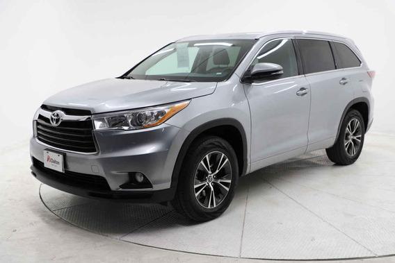 Toyota Highlander 2016 Xle