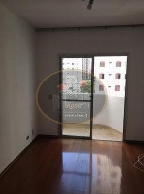 Ótimo Apartamento Para Alugar Em Indianópolis, São Paulo. - Codigo: Ap2624 - Ap2624