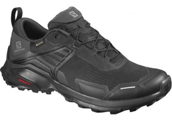 Zapatillas Salomon X Raise Goretex Hombre Impermeables Trail