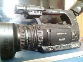 Filmadora Panasonic Ag Hpx250p Full Hd(usada)
