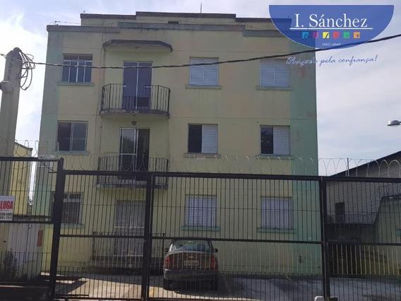 Apartamento Para Venda Em Itaquaquecetuba, Vila Monte Belo, 1 Dormitório, 1 Banheiro, 1 Vaga - 190111a