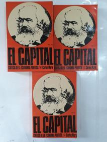 El Capital Critica De La Economia Politica 3 Livros