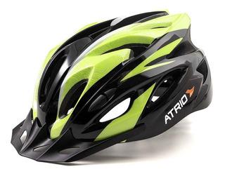 Capacete Para Ciclismo Mtb Atrio Tamanho G - Bi175